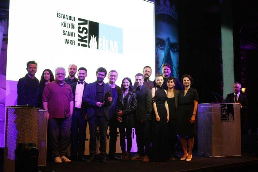 38. İstanbul Film Festivali'nin ödülleri sahiplerine verildi