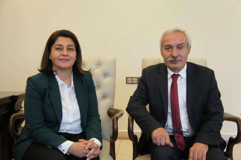 Diyarbakır Belediyesi Eş Başkanları lüks makam odasını kullanmayacak