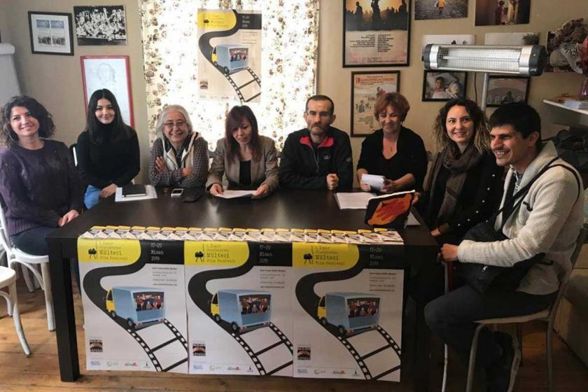 İzmir'de Mülteci Film Festivali devam ediyor