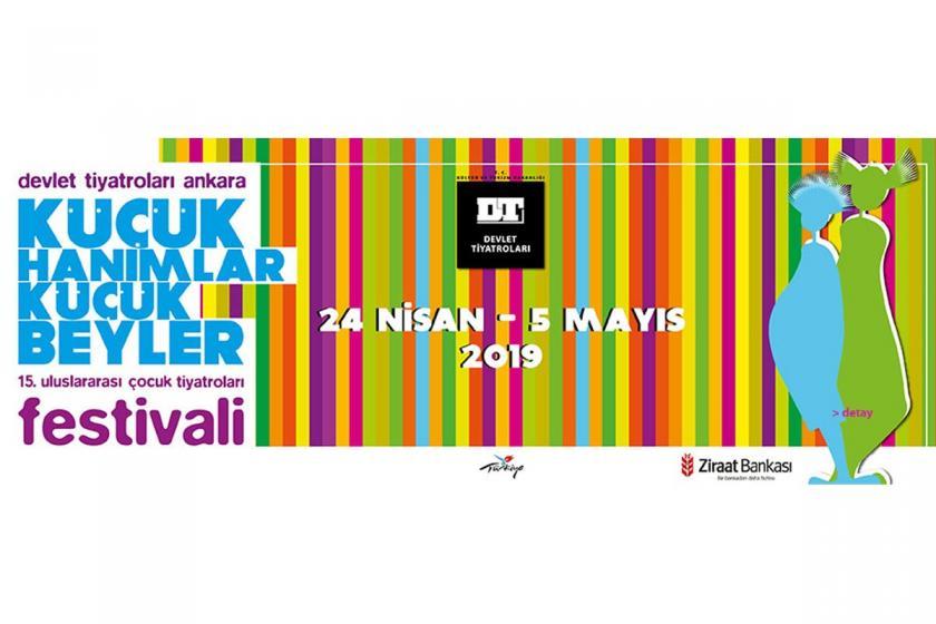 Çocuklara özel tiyatro festivali 24 Nisan'da başlıyor