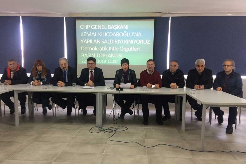 Ankara'da 18 kurum Süleyman Soylu ve Hulusi Akar'ı istifaya çağırdı