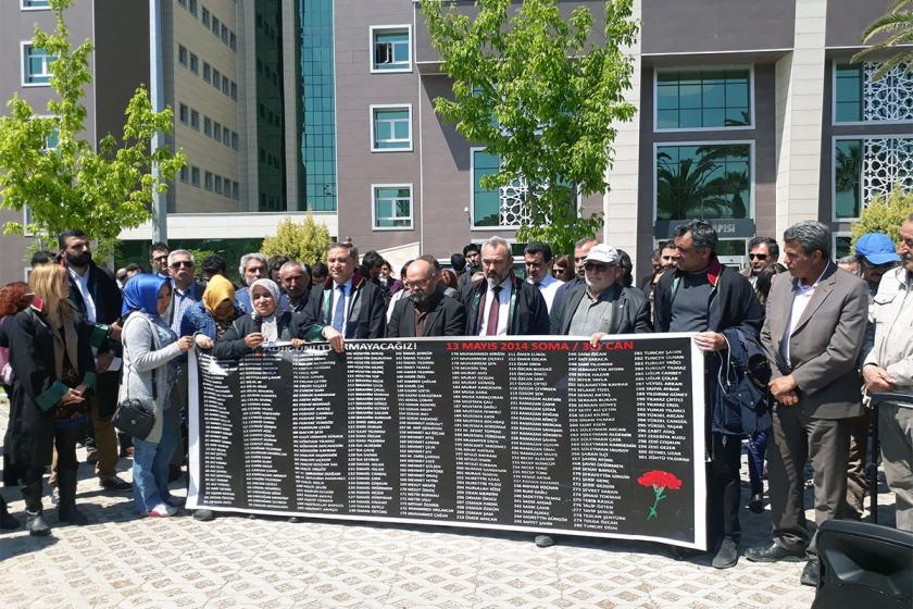 Soma katliamında yaşamını yitirenlerin ailelerinden anma çağrısı