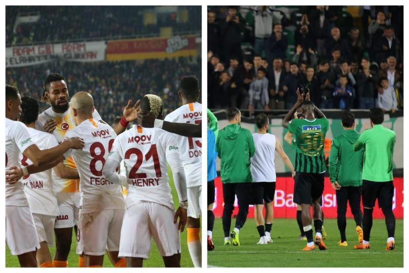 Türkiye Kupası'nda 57. final: Akhisarspor-Galatasaray
