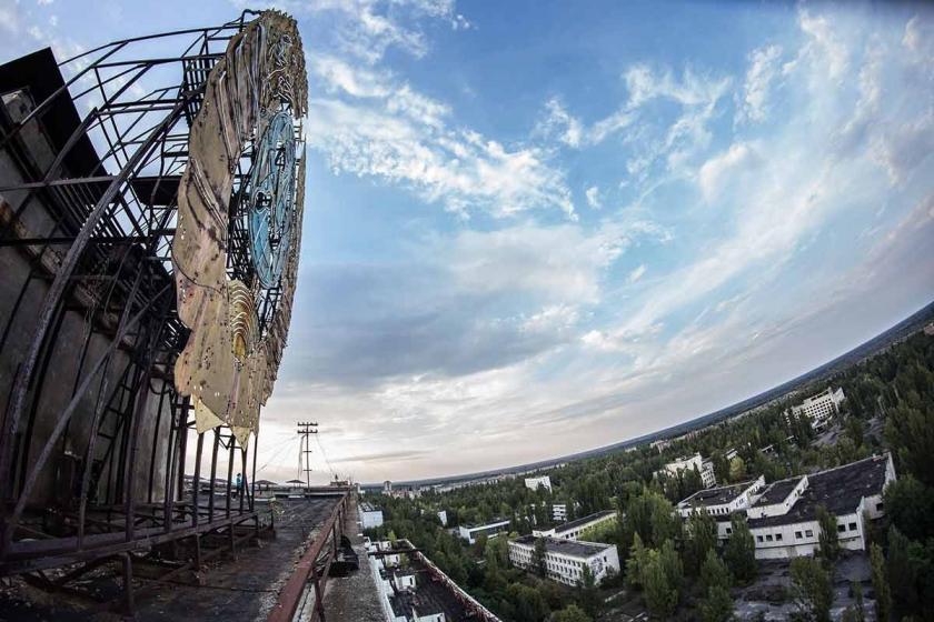 Nükleer karşıtları: Rosatom şirketi Çernobil'e gezi düzenlesin!