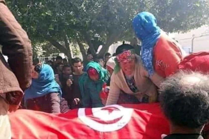 Tunus'ta 17 kadın tarım işçisi hayatını kaybetti