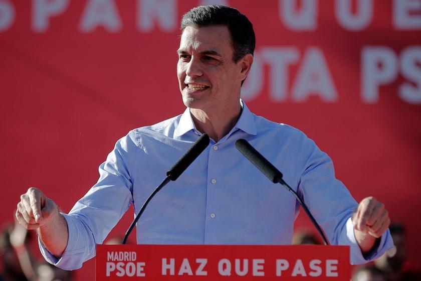 İspanya'da sağın yükselişi sol seçmeni sandığa yöneltti