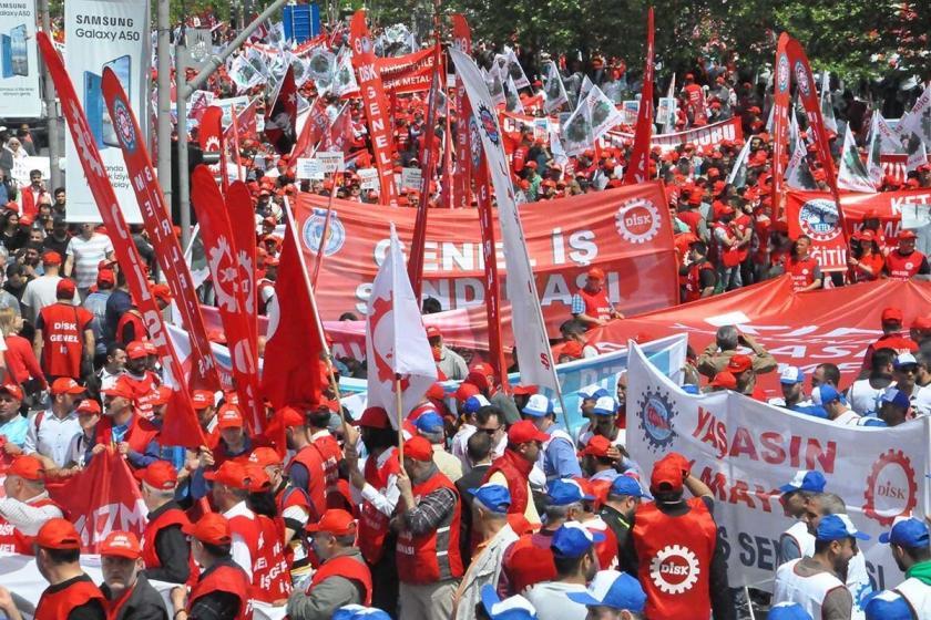 İstanbul 1 Mayıs'ından izlenim: Baharı getireceklerin büyük gösterisi