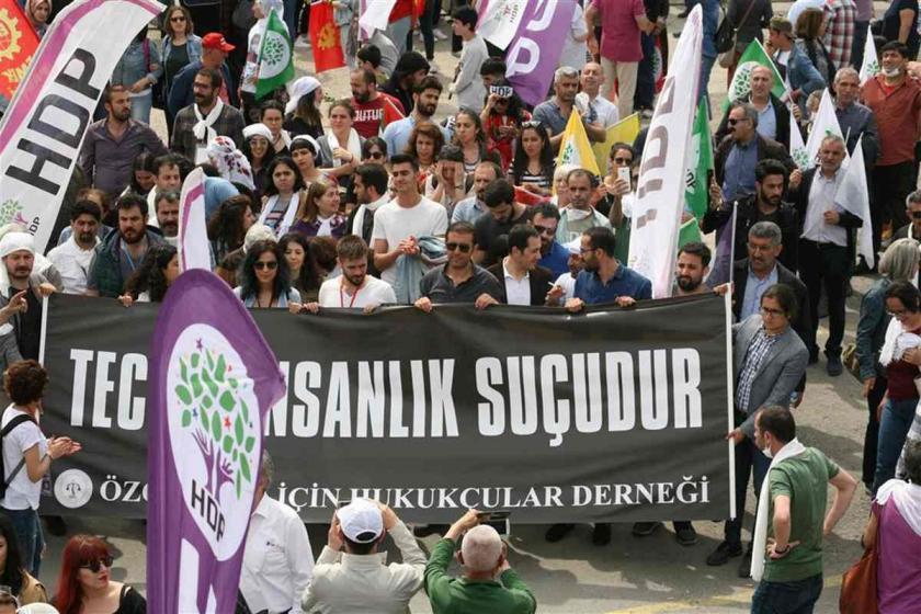 Açlık grevindeki vekiller: Öcalan'a tecridin bitirildiği açıklansın