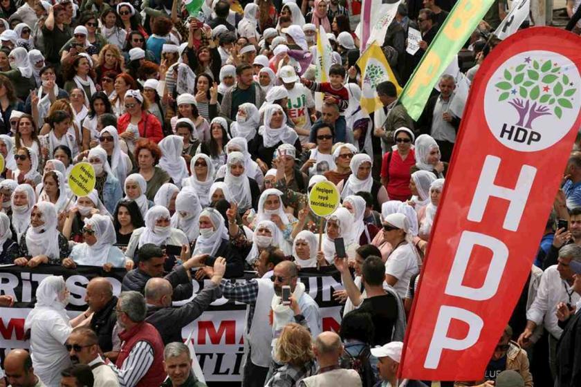 HDP Sakarya İl Başkanı Nahide Doğan serbest bırakıldı