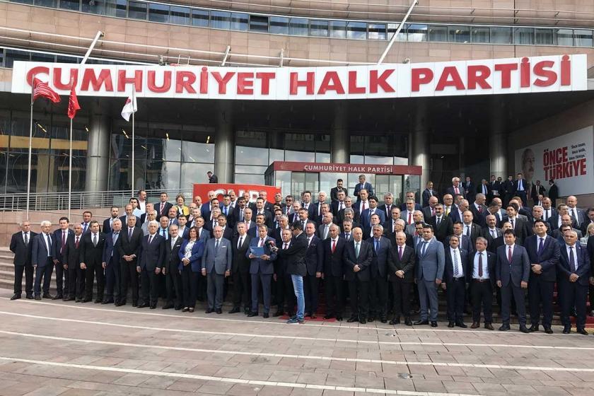 CHP'den seçim için seferberlik ilanı