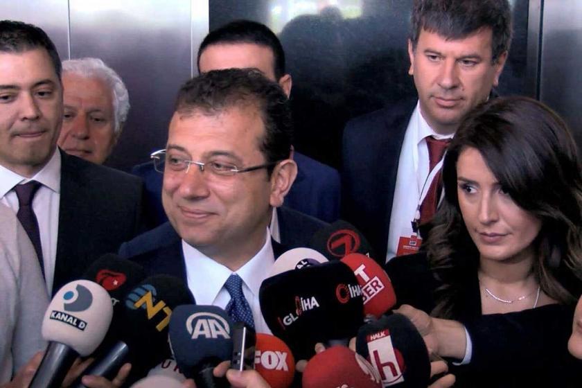 İmamoğlu'dan seçimleri iptal eden YSK'ye 3 soru