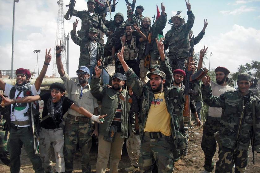 EMEP: Suriye'den ders alınsın, Libya'dan elinizi çekin