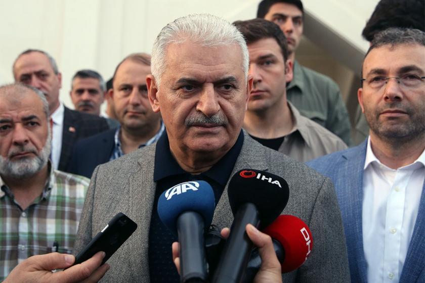 Binali Yıldırım: İstanbullulara hizmet için gayret göstereceğiz