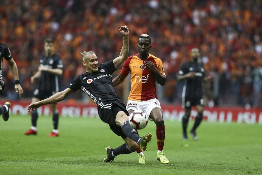 Süper Lig'de 31. hafta: Galatasaray liderlik koltuğuna oturdu
