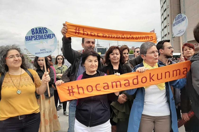 Barış akademisyeni Noemi Levy'ye 30 ay hapis cezası