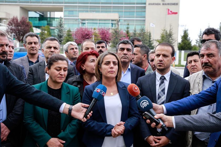 HDP KHK'lilerin mazbatalarıyla ilgili AYM'ye başvurdu