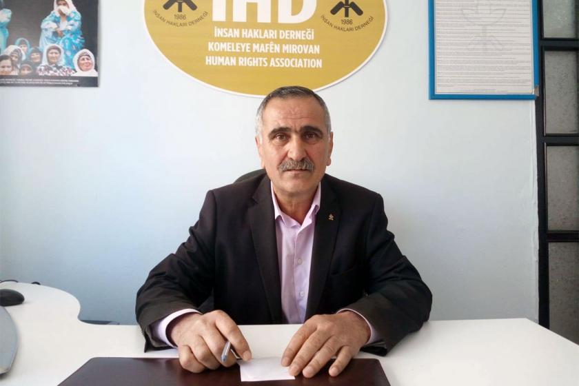 İHD yöneticisine barış istediği için 6 yıl hapis