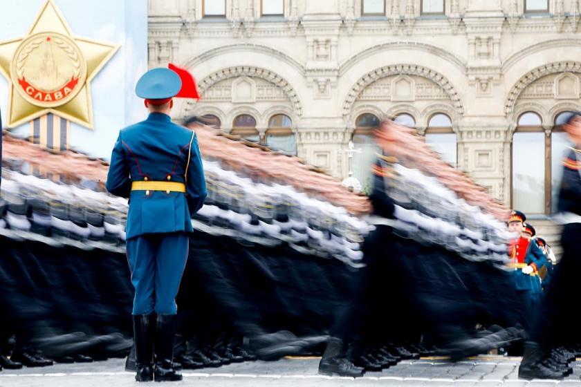 Moskova'da 6 Mayıs 'Zafer Günü' kutlaması yapıldı