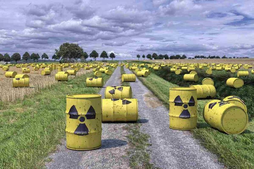 TMMOB'den Akkuyu Nükleer Santrali temelinde çatlak uyarısı