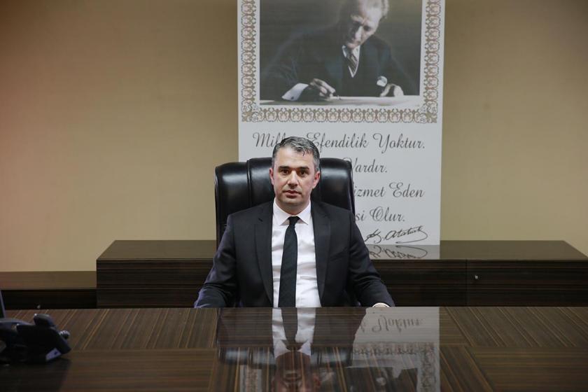 İstifa sonucu boşalan Pursaklar'ın Belediye Başkanı Çetin oldu