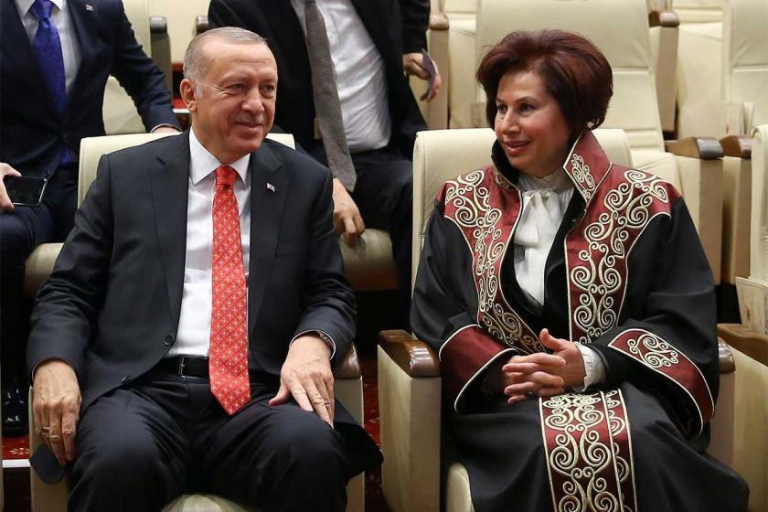 Danıştay Başkanı Zerrin Güngör: Yargıya yandaş eleştirisi yapılmamalı