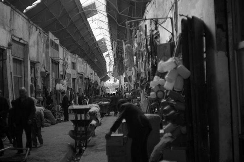 Tarihi Tebriz Çarşısı'ndaki yangında zarar 8 milyon lira