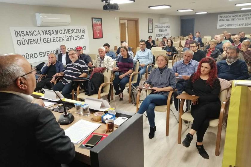 BES'ten sosyal güvenlik, hak kayıpları ve KHK paneli