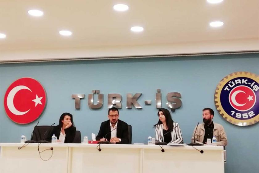 TGS Ankara Şubesinde yeni yönetim seçildi, İzmir Şubesi güven tazeledi