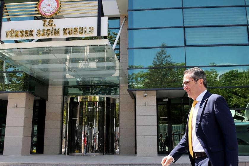 YSK, İYİ Partinin Mustafakemalpaşa başvurusunu jet hızıyla reddetti