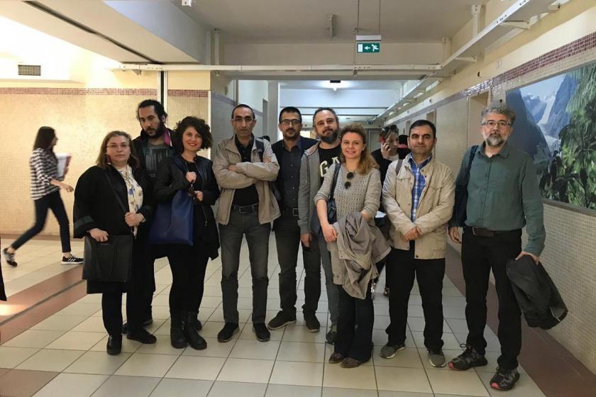 Gazeteci Fatih Polat Malta Belgeleri nedeniyle hakim karşısına çıktı