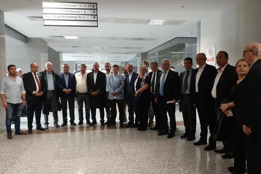 Erdem Gül ve Enis Berberoğlu'nun yargılandığı MİT tırları davası düştü
