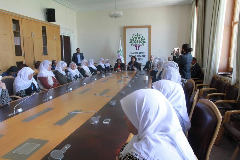 Anneler Meclis'te beklemeye devam edecek: Sesimizi duyun