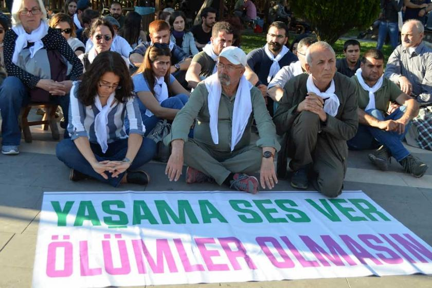 Dersim'de açlık grevleri ve ölüm oruçları için duyarlılık çağrısı