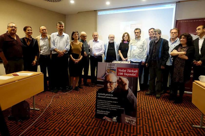 Vedat Türkali 100. doğum yılında etkinliklerle anılacak