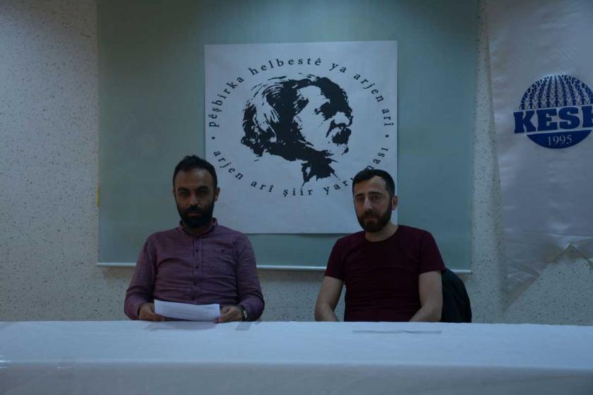 Arjen Arî Şiir ödülü Murat Oruç'a verildi