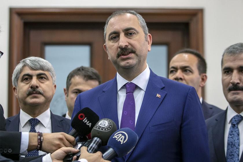 Bakan Abdulhamit Gül: Öcalan'la görüşme yasağı kaldırıldı