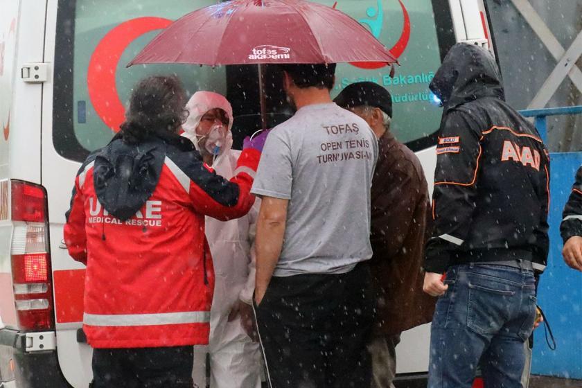 Bolu'da kümesi ilaçlayan işçi zehirlendi