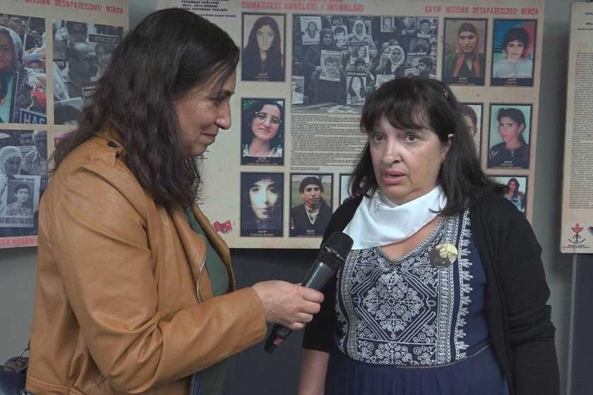 Plaza de Mayo ailelerinden Noia: Baskılar bir araya gelerek aşılır