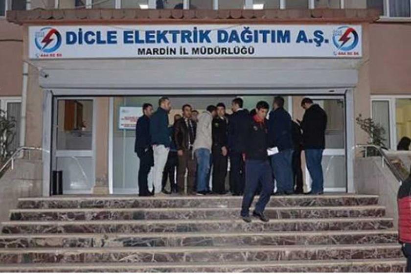 MARSU'nun elektriği yine kesildi, Mardin'e su verilemiyor