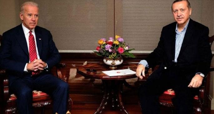 Biden: Erdoğan'dan asla özür dilemedim
