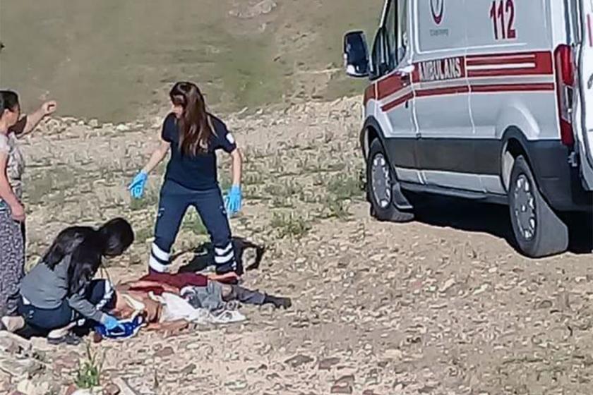 Elazığ'da köpeklerin saldırısına uğrayan kadın hayatını kaybetti