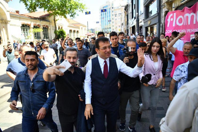 Ekrem İmamoğlu: Ahmet Hakan'ın savunma mekanizması geliştirmesi üzdü
