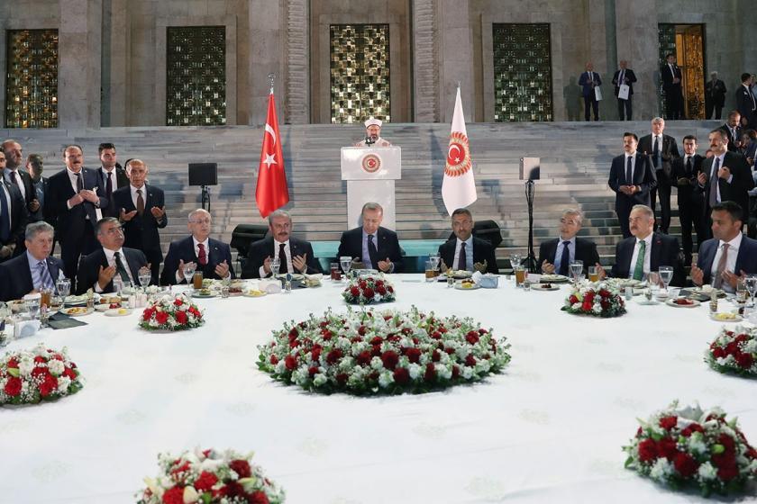Erdoğan'dan ilginç iddia: Demokrasi ve ekonomide sınıf atlattık