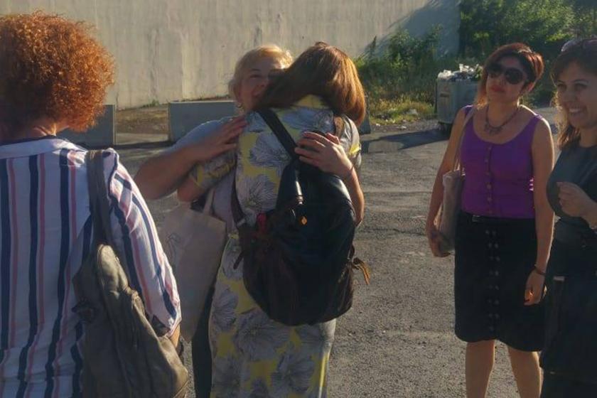 Gazeteci Ayşe Düzkan açık cezaevine sevk edildi