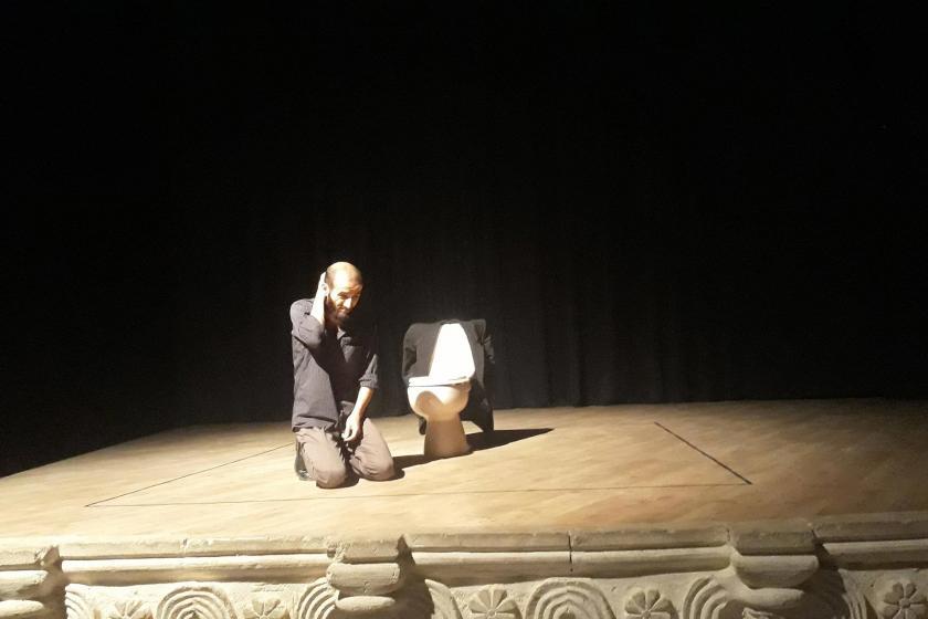 Nusaybin'de Mitanni Kültür Merkezi'nde 3 yılın ardından yeniden Kürtçe tiyatro