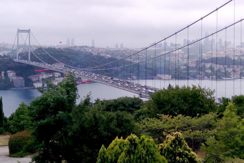 Ekolojik yıkımın en yoğun şekilde yaşandığı şehirlerden biri İstanbul
