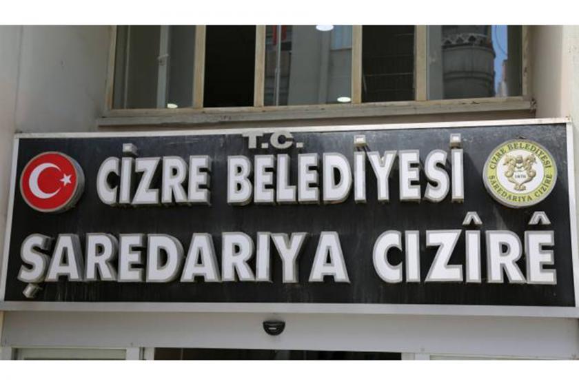 "Cizre kayyumundan belediyeye ""ödenmemiş maaş"" haczi"