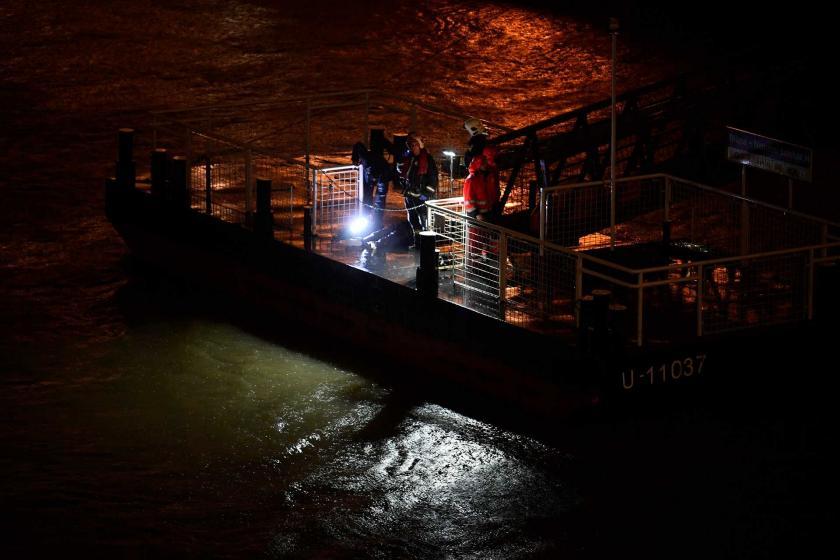 Budapeşte'de gemi kazası: 7 kişi hayatını kaybetti