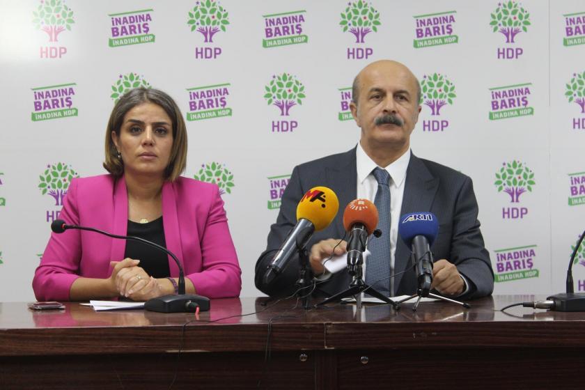 HDP, açlık grevi ve ölüm orucunu sonlandıranların tedavisine dair uyarı yaptı