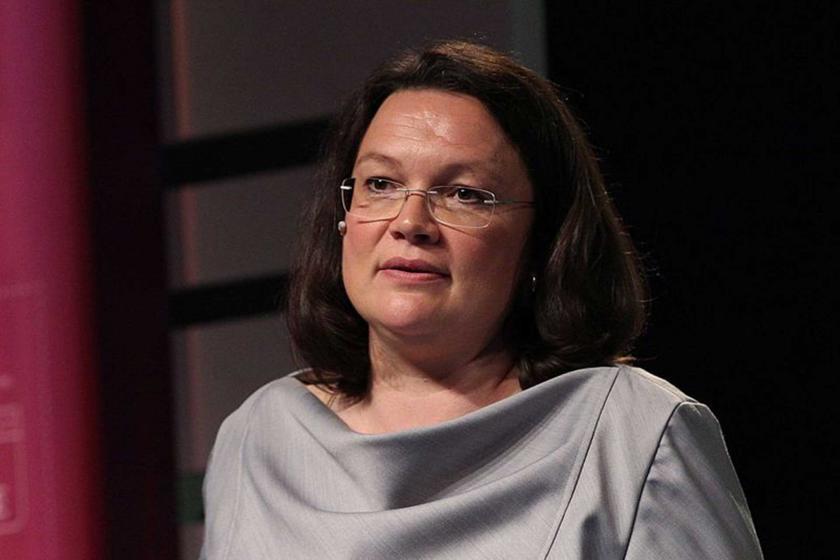 Almanya'da SPD'nin çöküşü: Partiye başkan dayanmıyor, Nahles istifa etti